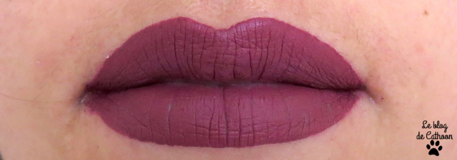 Longstay Liquid Matte Lisptick - 05 Sorbet Cassis - Golden Rose