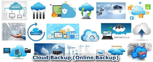 Cloud Backup (Online Backup)