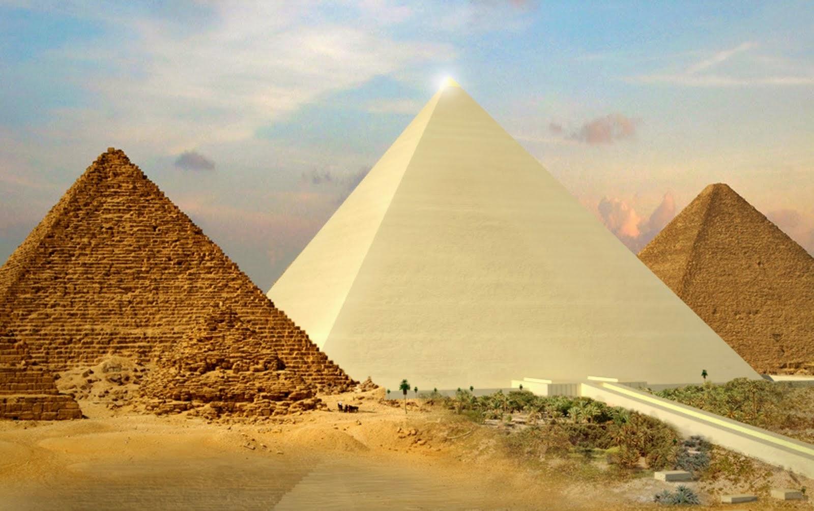 Resultado de imagen de piramides