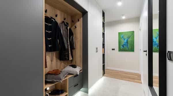 Closet aberto: quais seus benefícios e como ter o seu