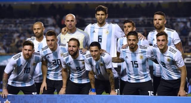 Piala Dunia 2018 skuat timnas Argentina