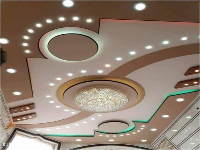 اشكال اسقف جبس بورد 13 | Gypsum Ceiling Forms 13