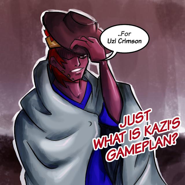 Crimson Whisper Chapter5: Uzi Crimson Pg16
