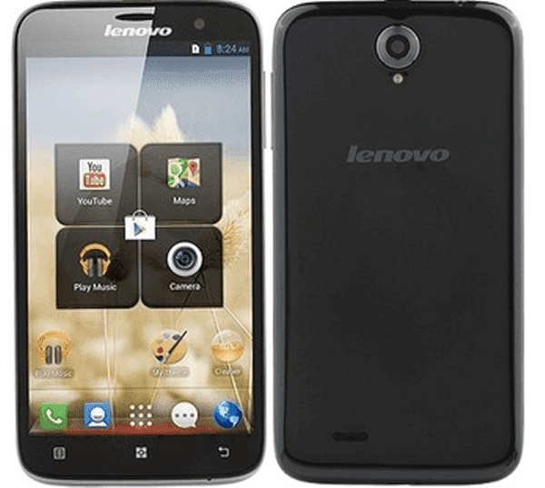 Android Genius: How to Set Password on Lenovo A850/A850+