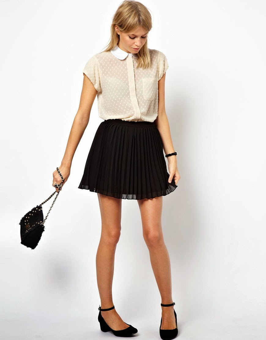 Mini skirts and Shorts for Summer Spring