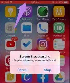 Cara Share Video Audio di Zoom Meeting-6