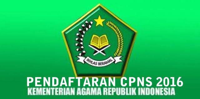 Pendaftaran CPNS Kemenag 2016 dan Persyaratannya Lengkap
