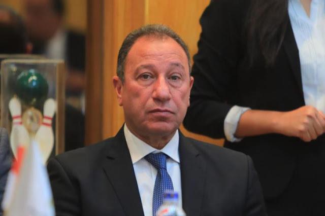الخطيب يستعين بالمستشار القانوني للنادي الأهلي لمناقشة أزمة الهارب كوليبالي