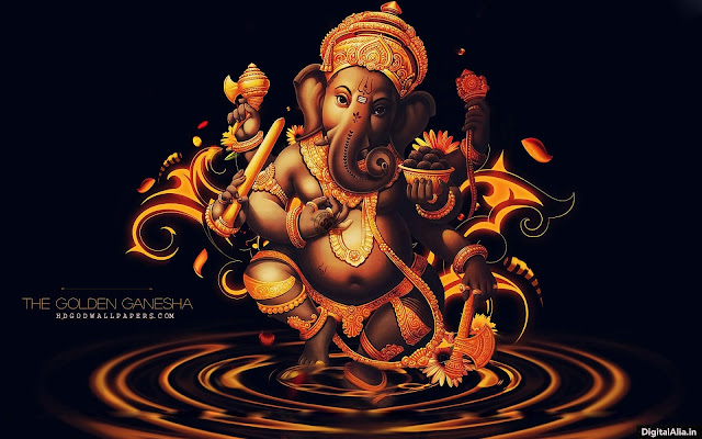 animated ganesha images