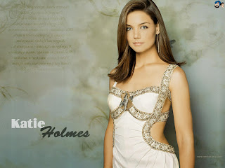 Katie Holmes Hot Desktop Photo