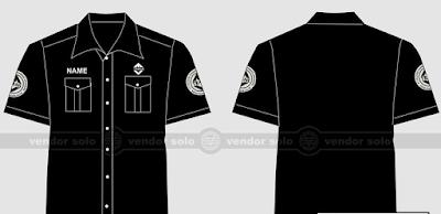 seragam pendek