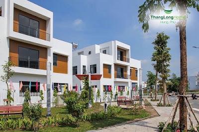Bán nhà Dự án Thăng Long Home Hưng Phú