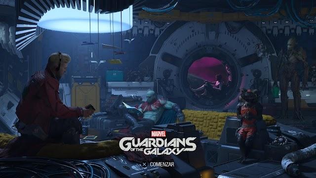 Marvel's Guardians of The Galaxy ya está disponible