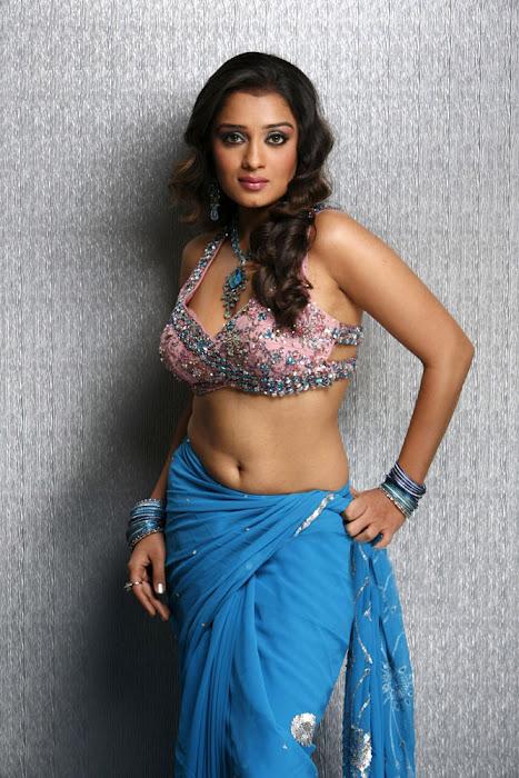 Nikitha Latest Navel Show Stills