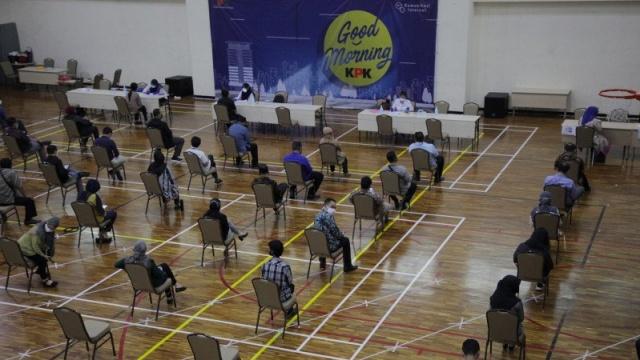 Deret Pertanyaan Janggal Tes Pegawai KPK Jadi ASN: Dari HTI hingga Doa Makan