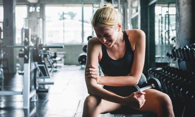 how to stay healthy with injury