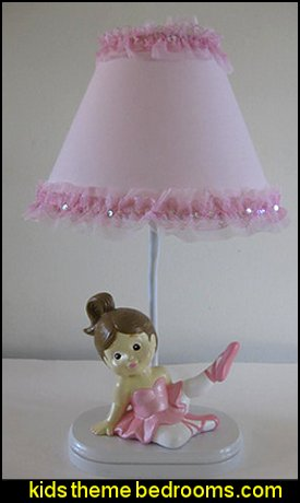 Ballerina Princess Table Lamp