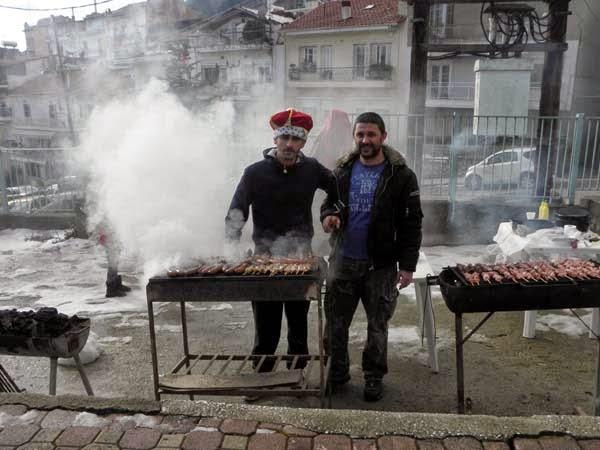 Η γιορτή του Συλλόγου Γονέων στο 6ο Δημοτικό Σχολείο Καστοριάς (φωτογραφίες)