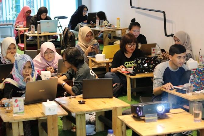 Ketika Emak Belajar SEO di Kelas Blogger Medan