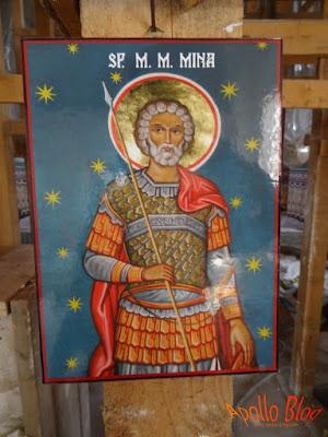 Schitul Sfantul Mina