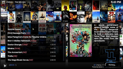 MAGNIFICENT FREE MOVIES IPTV ALL IN ONE APK