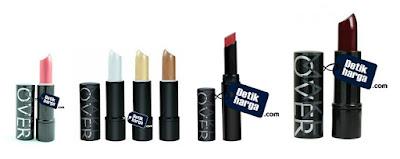 Harga Lipstick Make Over Terbaru