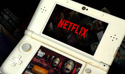 Netflix available on Nintendo Switch