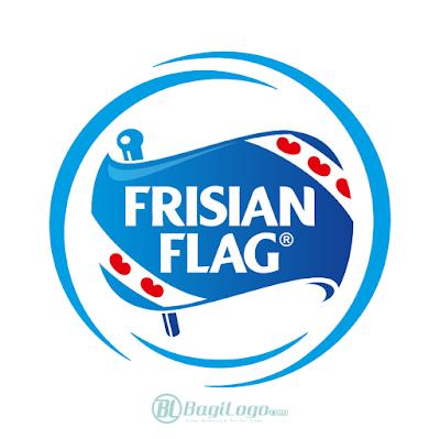 Frisian Flag Logo Vector