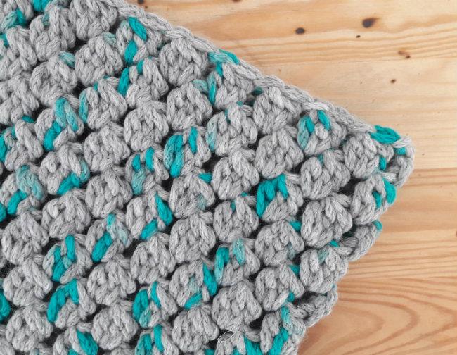 Crochet col: Schachenmayr Lova   Happy in Red