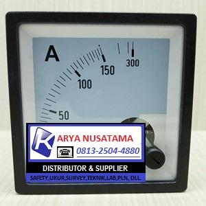 Jual Panel Ampere Meter 0 - 150/5 A di Surabaya