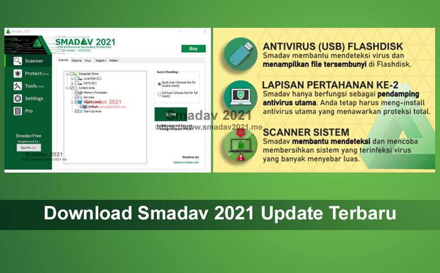 Download Smadav 2021 Update Terbaru