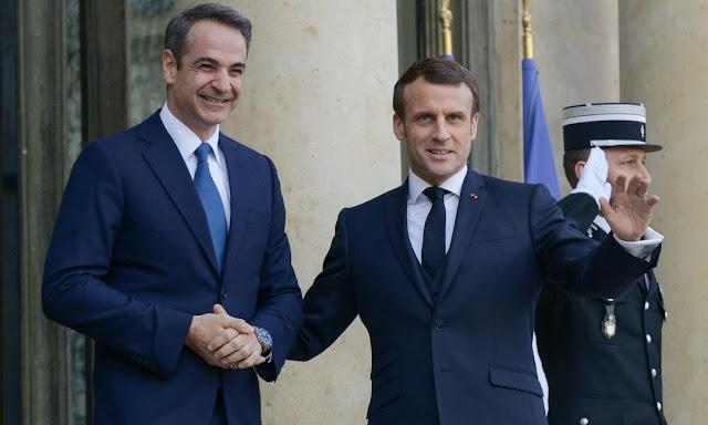 Francia y Grecia se unen contra Turquía
