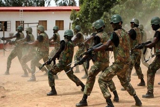 Nigerian Army Recruitment 75 IRR Application Form 2016/2017 Beware - army form