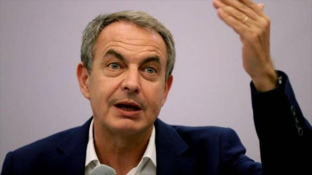 """Zapatero: Hay gobiernos """"arrepentidos"""" de haber reconocido a Guaidó"""