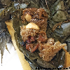 Savoury Rice Dumpling / 咸肉粽