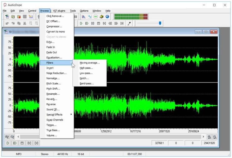 Επεξεργασία ήχου : Τα 11 καλύτερα δωρεάν προγράμματα επεξεργασίας ήχου για τα Windows