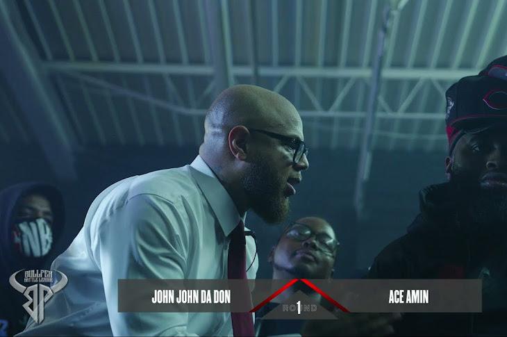Bullpen Battle League Presents: Ace Amin vs John John Da Don