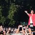 Justin Bieber se apresenta no palco do Barclaycard Presents British Summer Time Festival no Hyde Park em Londres – 02/07/2017