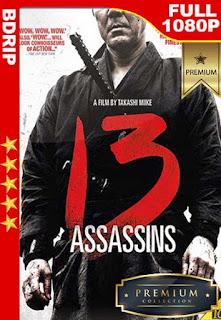 13 asesinos (13 assassins) (2010) [1080p BDRip] [Latino-Inglés] [GoogleDrive]