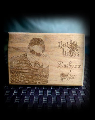 Wooden Unique Personalized Photo Gift