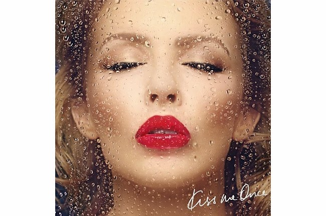 Kylie Minogue releases Into The Blue music video from the Kiss Me Once album