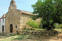 Ermita de Sant Bartomeu de Cabanyes en Orrius.