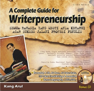 A Complete Guide For Writerpreneurship