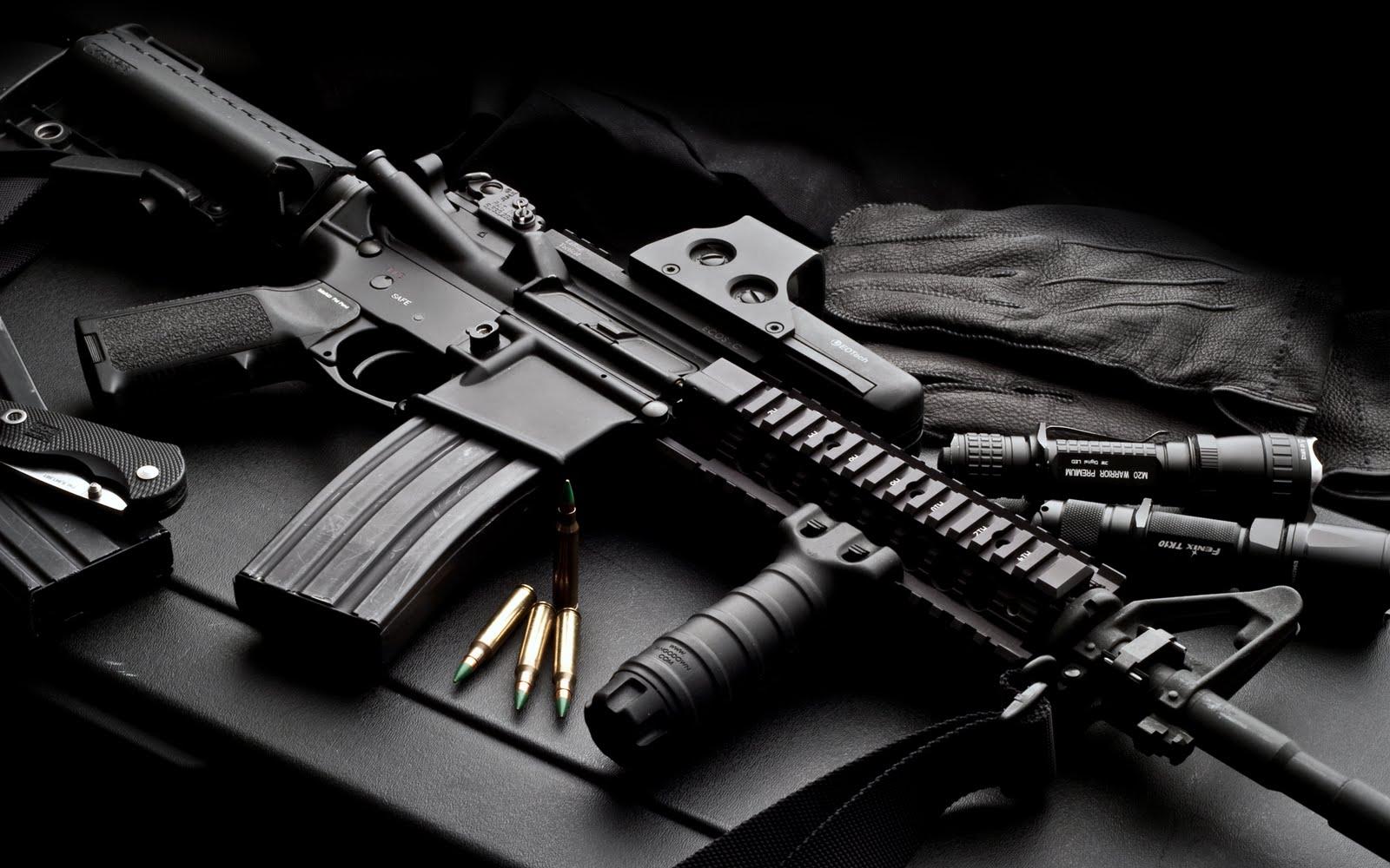Wallpapers: Gun Wallpapers