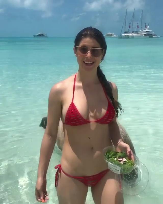Amanda Cerny Hot Bikini Pics