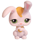 Littlest Pet Shop Seasonal Rabbit (#245) Pet