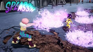 My Hero One's Justice 2 ganha novas imagens de Mina Ashido e Minoru Mineta