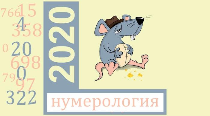 Нумерология: 12 месяцев 2020 года