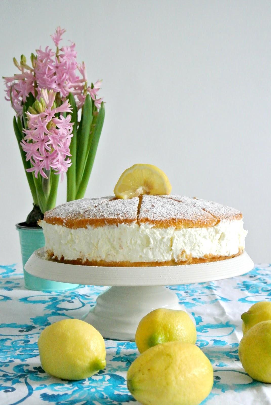 Zitronen Quark Torte Nach Dr Oetker