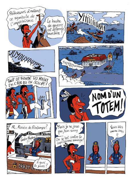 American Dream de Bazil aux editions Bang. ediciones page 6
